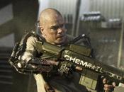 """""""Elysium"""" Matt Damon supera """"Planes"""" taquilla norteamericana"""