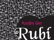 Reseña: Saga Rubí: Amor allá tiempo (Kerstin Gier)