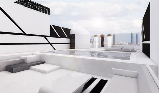 Cero Presenta Un Proyecto Interiorismo Terraz L Muizgy