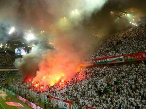 Ultras Legia de Varsovia