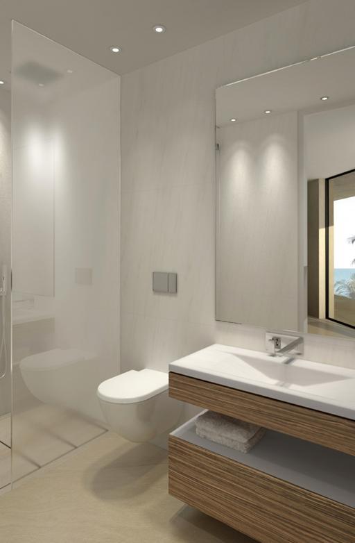 Últimos diseños de cuartos de baño para la vivienda ...