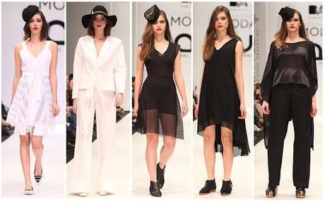 Buenos Aires Fashion Week: Josephine, Andrea Urquizu, Marcelo Giacobbe, Trosman,  A.Y. Not Dead.