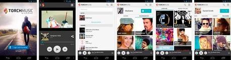 Descárgate la aplicación de Torchmusic para Android