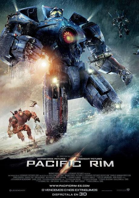 Crítica Pacific Rim: Categoría 4