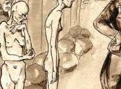 Lecciones Vida: Superviviente dibujó Horror Nazi