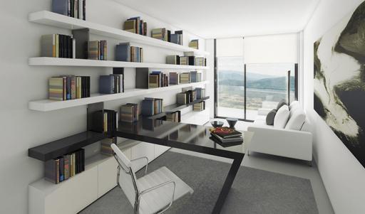 A cero presenta un proyecto de interiorismo en la costa - Rafael llamazares arquitecto ...