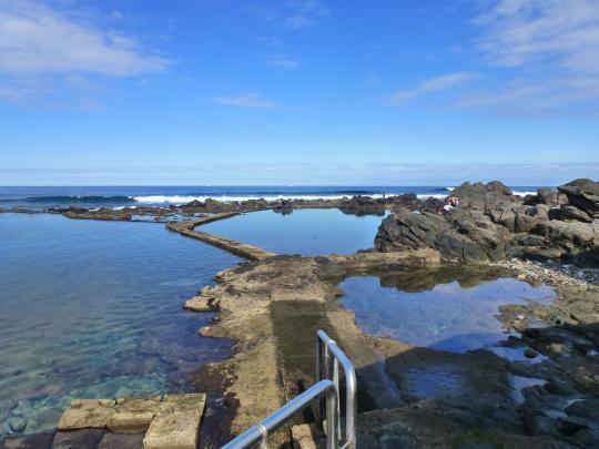 4 piscinas naturales en gran canaria paperblog - Piscinas naturales galdar ...