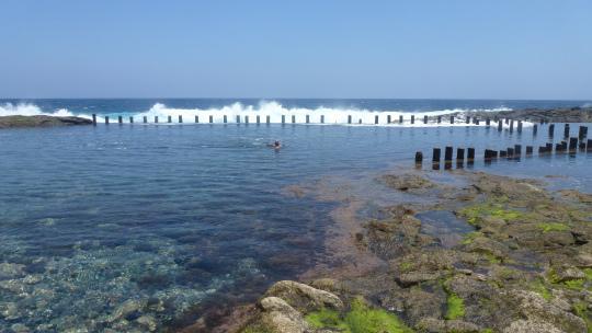 4 piscinas naturales en gran canaria paperblog for Piscinas naturales gran canaria