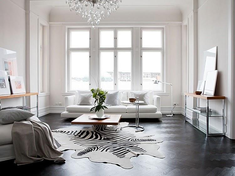 Apartamento de techos altos en suecia paperblog for Techos para apartamentos