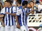 Real Sociedad-Getafe: Triunfo pensar Lyon (2-0)