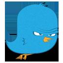 Icono de Twitter - enredenlared
