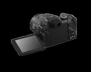 Análisis Nikon Coolpix P520