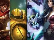 League Legends: Ofertas semana skins campeones