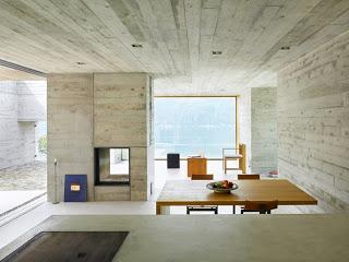 Casa moderna en hormigon paperblog for Casa moderna hormigon