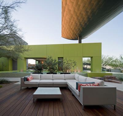 Las terrazas modernas i paperblog for Decoracion terrazas modernas