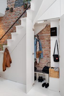 otras escaleras rusticas