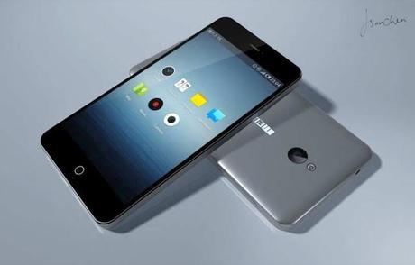 El Meizu MX3 será la competencia del Galaxy S4