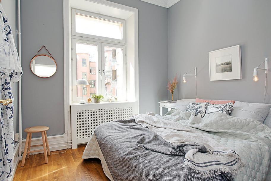 Scandinavian Style Bedroom Paperblog