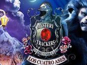 Mystery Trackers. Cuatro Ases Edición Coleccionista
