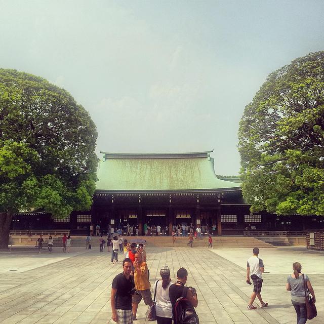 Fotos del viaje a jap n 2013 en instagram vol 2 paperblog for Puerta kaminarimon
