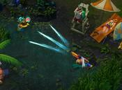 League Legends: ¡Fiesta Piscina!