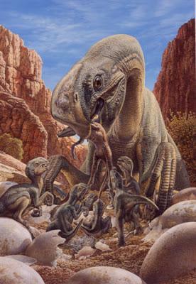 John Sibbick El Hombre Que Dibuja Dinosaurios Y Marines