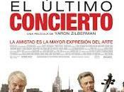Estrenos cine viernes agosto 2013.- último concierto'
