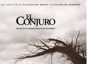 Estrenos México Agosto. Conjuro cine europeo