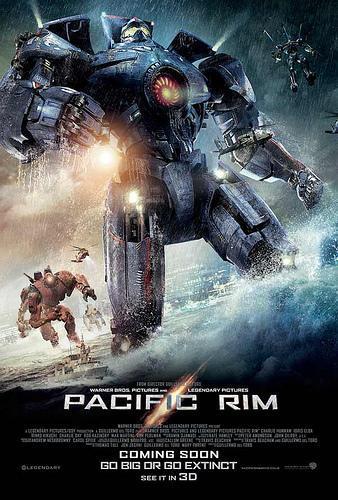Pacific Rim: destrucción masiva