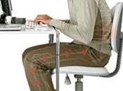 Posturas, ergonomía consejos para trabajes mejor