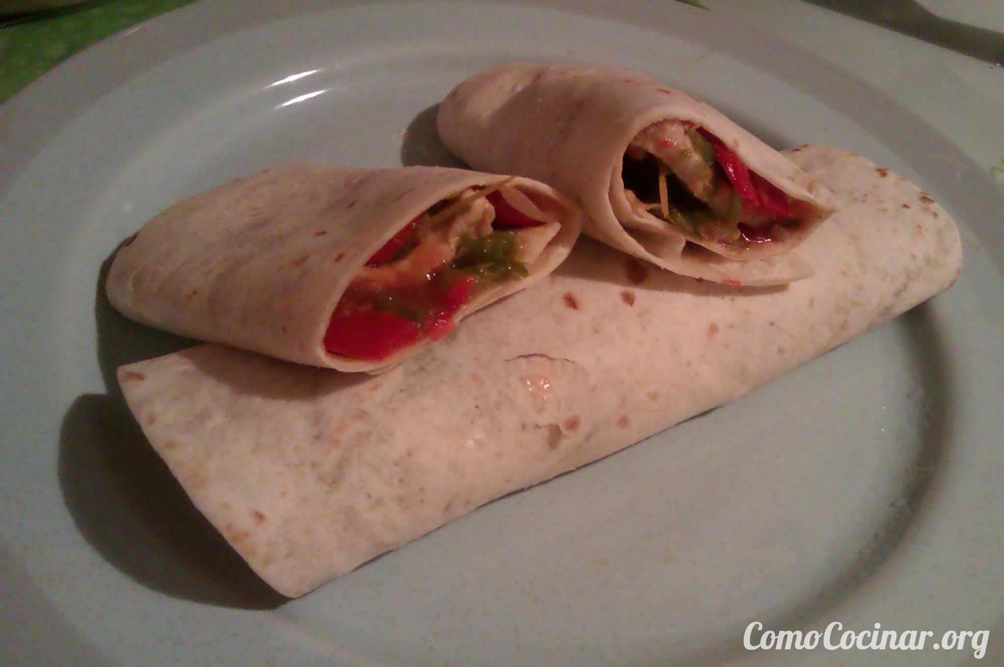 C mo cocinar fajitas de lomo con pimientos paperblog for Como cocinar corbatitas