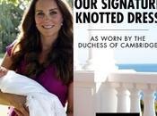 Kate Middleton impone moda vestido fucsia