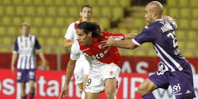Deslucido empate 0-0 del Mónaco de Falcao frente al Toulouse