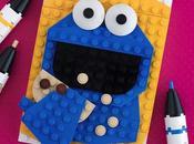 Retratos cultura hechos Lego