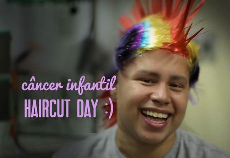 Cáncer Infantil - Haircut Day