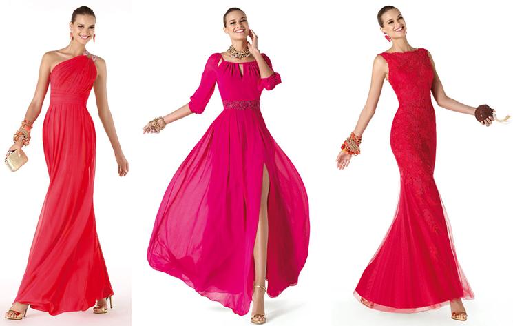 Vestidos de Fiesta Pronovias 2014 - Paperblog