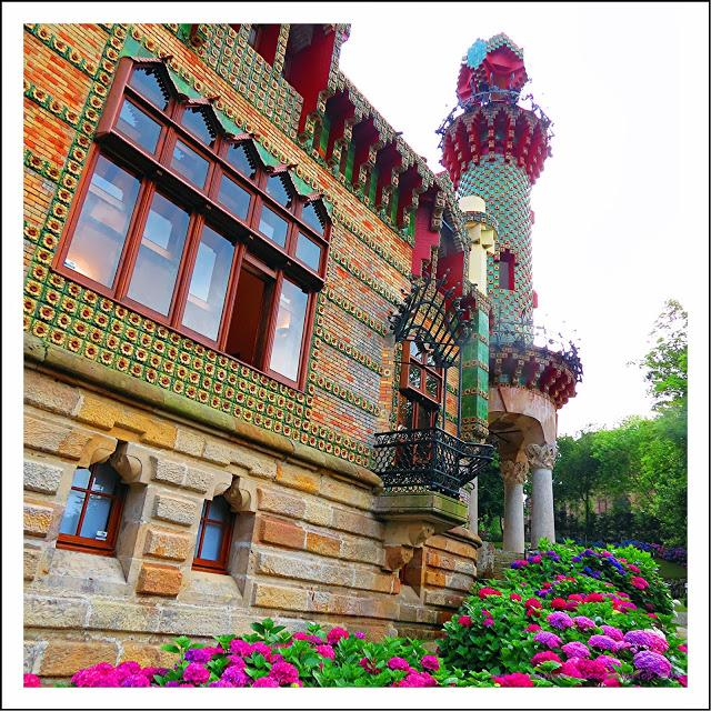 El Capricho de Gaudí - Paperblog