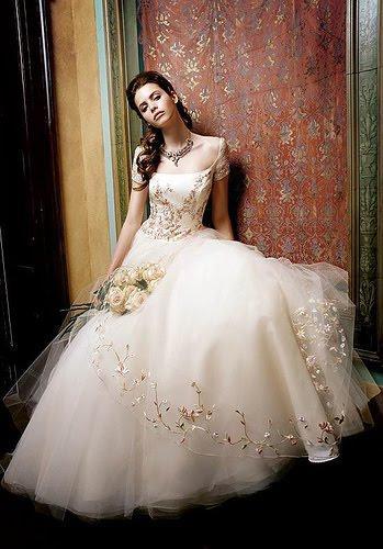 el vestido mas lindo de novia – vestidos hermosos y de moda 2018