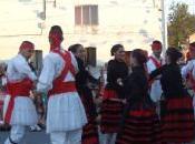Danzas palos Gallegos, Sagrados Corazones