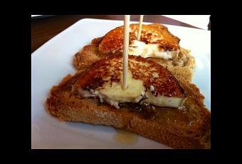 Canap de queso de cabra y miel paperblog for Canape queso de cabra