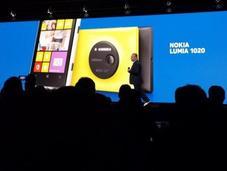 Nokia Telefónica anuncian evento presentación Lumia 1020