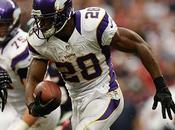 Adrian Peterson: Objetivo 2,500 yardas