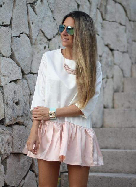 Summer night outfit fashion blogger Mexico Mónica Sors (4)