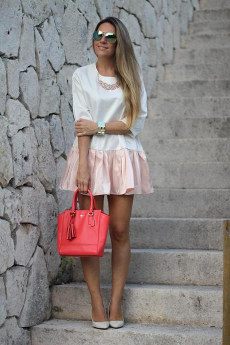 Summer night outfit fashion blogger Mexico Mónica Sors (5)