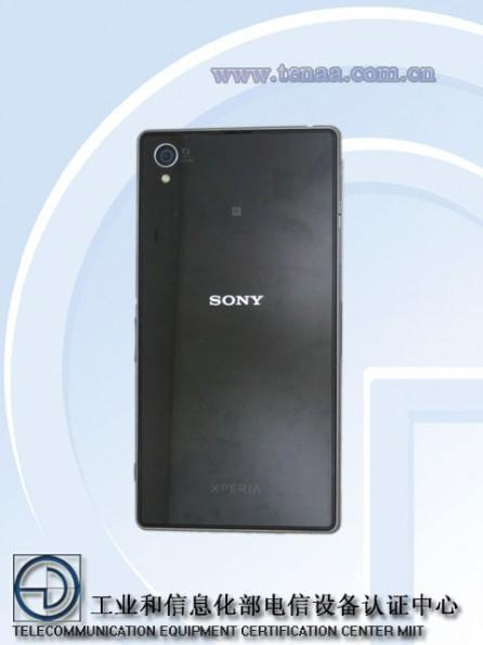Xperia-Honami-Z1-L39h-Model-Network-License-Passed-Official-Picture-Exposed-Back-Side
