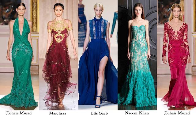 Los vestidos de fiesta mas bonitos