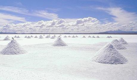 Mi vuelta al mundo: Salar de Uyuni, Bolivia