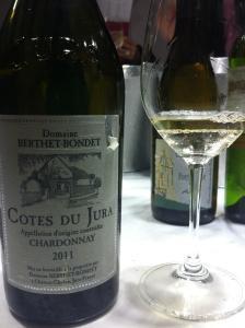 Domaine Berthet-Bondet Chardonnay 2011