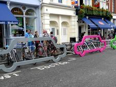 Alemania cambia coche bici
