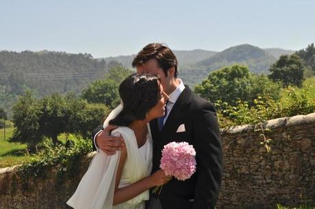Nos vamos de boda con María y Alejandro a Comillas